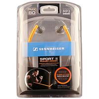 Наушники для спорта, бега  Sennheiser PMX 80 Sport II/