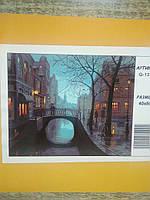 Картины по номерам Mariposa 40х50 см Q 1310 Итальянский мостик