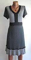 Модное платье от Street One Стойнящий крой Размер: 46-М