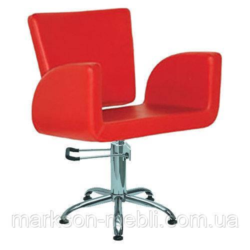 Кресло парикмахера с подлокотниками DAISY