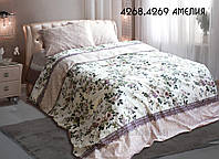 Постельное белье бязь Руно 4268 Амелия