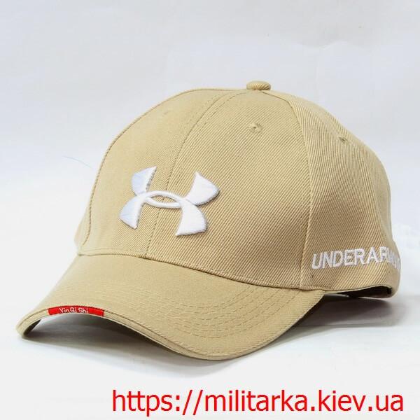 Кепка милитари Under Armour койот