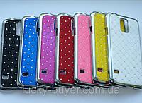 Чехол для Samsung Galaxy S5 G900 со стразами, фото 1
