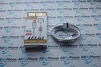 USB дата-кабель для телефона Apple iPhone 3 / 3S / 4 / 4S / Apple iPad 2 / iPad 3 / iPad 4 с фильтром