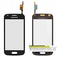 Сенсор(тачскрін) Samsung S7270 Galaxy Ace 3, S7272 Galaxy Ace 3 Duos чорний