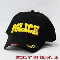 Кепка полицейского Police черная