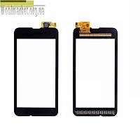 Сенсор(тачскрін) Nokia 530 Lumia чорний