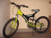 "Велосипед AZIMUT SPRINT 24"" GV"