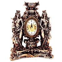 Статуэтка Фортуны оригинальные настольные часы T1405
