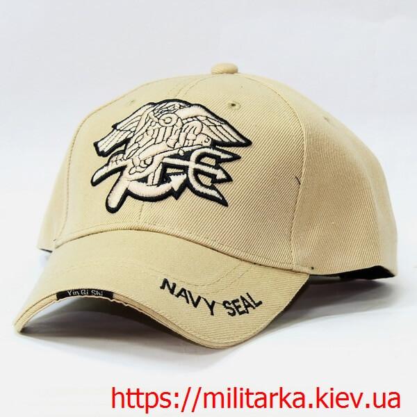 Кепка милитари Navy Seal койот