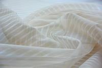 Органза в полоску для тюли и гардин Editta, фото 1