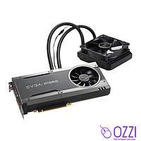 Відеокарта EVGA GeForce GTX 1080 FTW HYBRID GAMING (08G-P4-6288-KR), фото 1