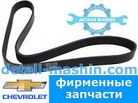 Ремень приводной поликлиновой Авео (ContiTech) Chevrolet/NISSAN.4PK836