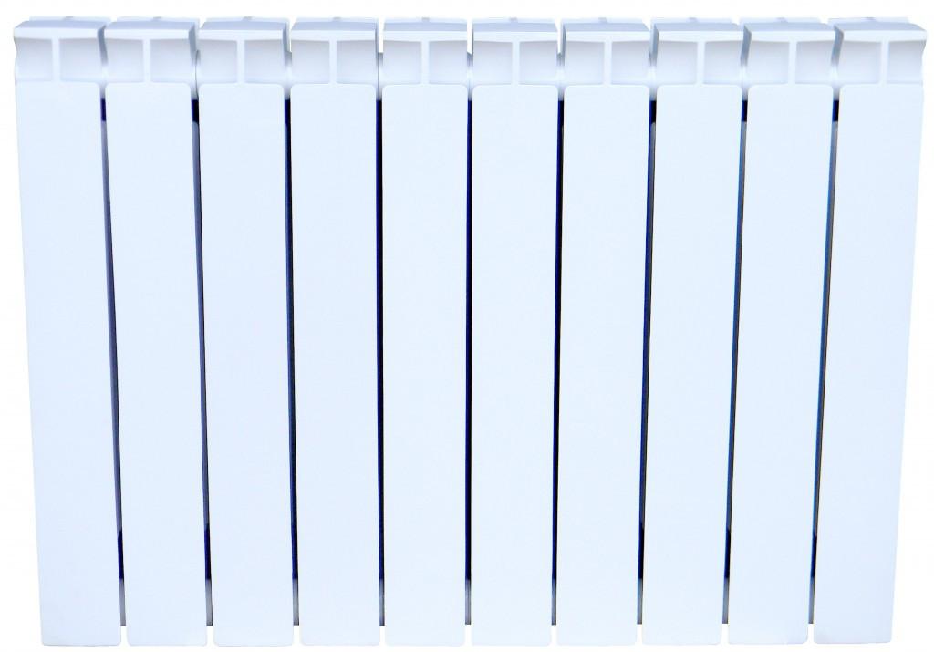 Секция биметаллического радиатора Алтермо 7 (7 секц.)