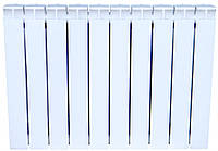 Секция биметаллического радиатора Алтермо 7 (7 секц.), фото 1