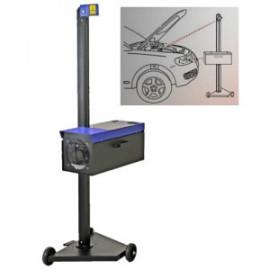 Прилади для перевірки і регулювання світла фар