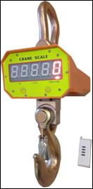 Крановые весы Центровес OCS-10t-XZC2 до 10000 кг, точность 5 кг