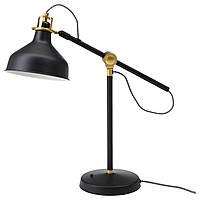 RANARP Лампа рабочая, черный