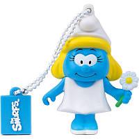USB Flash Tribe USB Flash Puffi/Smurf 16GB Smurfette