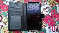 Чохол для Motorola Moto G 3Gen кожана книжечка, фото 1