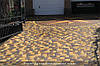 ТМ Brukland Старый город 40мм желтый, терракот