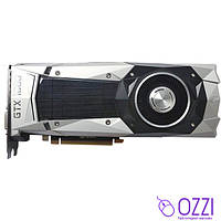 Відеокарта Zotac GeForce GTX 1080 Founders Edition (ZT-P10800A-10P), фото 1