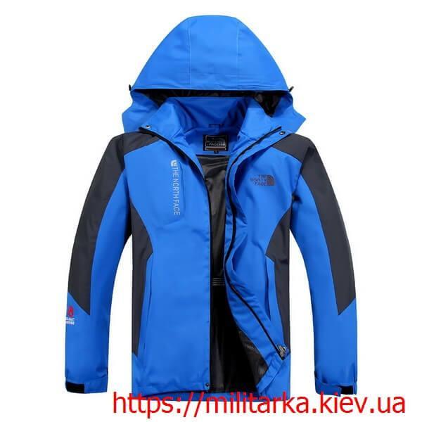 Куртка The North Face демисезонная синяя
