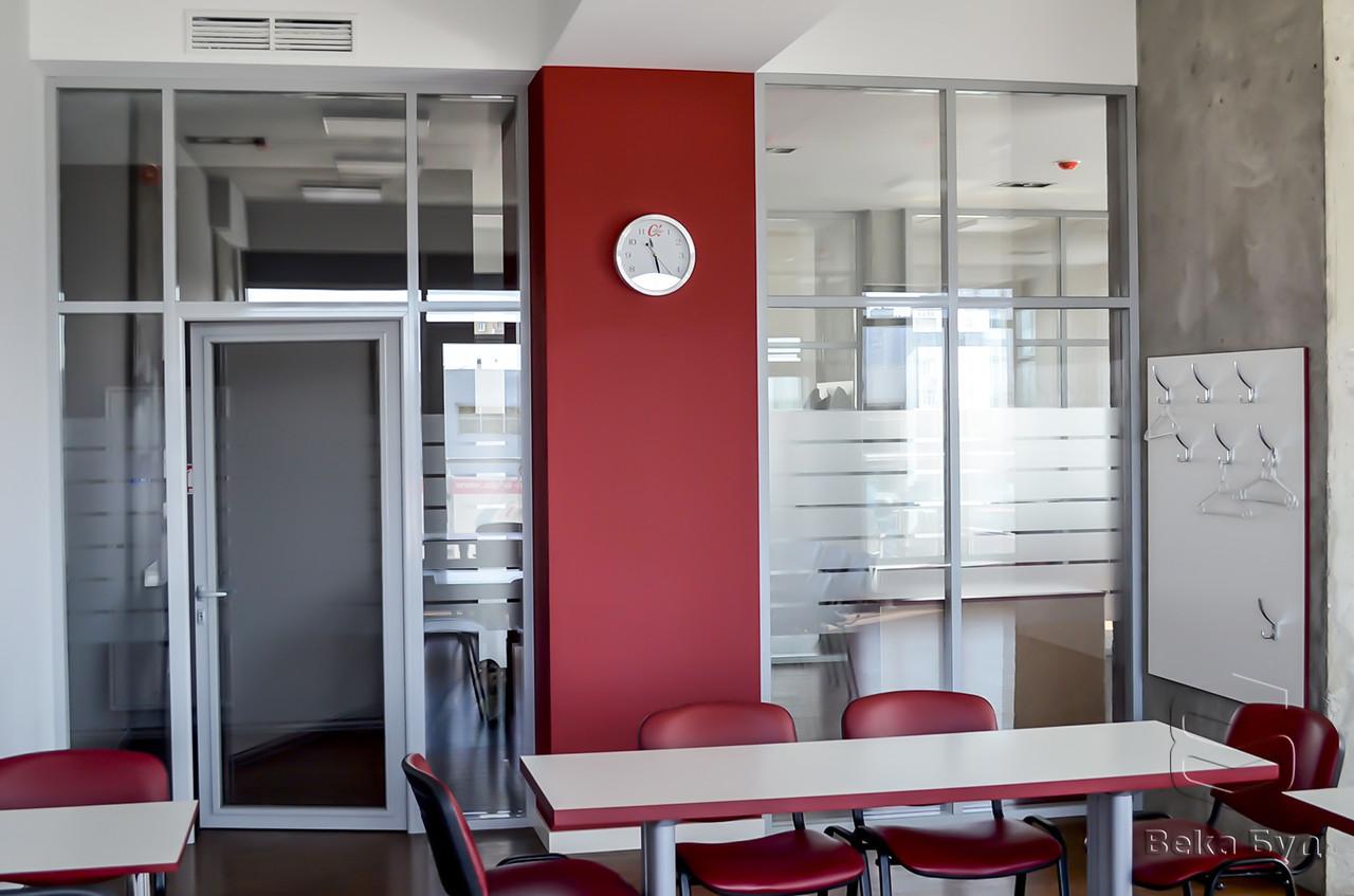Офисные перегородки изготовление и монтаж