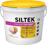 SILTEK Краска структурная Façade Texturit 9л