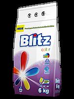 Стиральный порошок BLITZ для цветных тканей 6 кг.