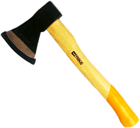 Топор DIN с деревянной ручкой 600 г HTtools