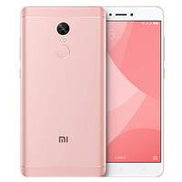 Смартфон ORIGINAL Xiaomi Redmi Note 4X Pink (10X2.3Ghz; 4GB/64GB; 4100 mAh)