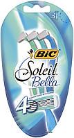 Набор бритв без сменных картриджей BIC Soleil Bella 3 шт