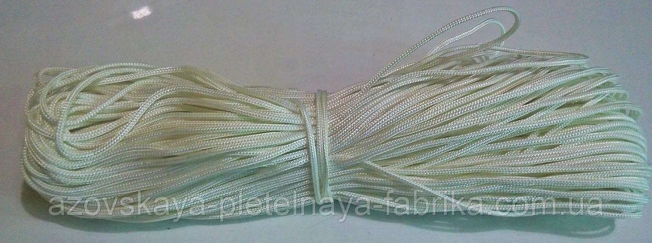 Фал капроновый плетенный 2мм 100 м