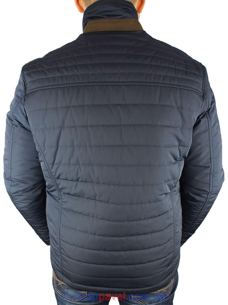 Стильная Мужская Куртка Santoryo WK 8145 Темно-синего Цвета — в ... d62436d57a420