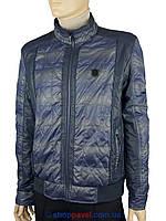 Демисезонная мужская куртка Climber 0109/029 в синем цвете
