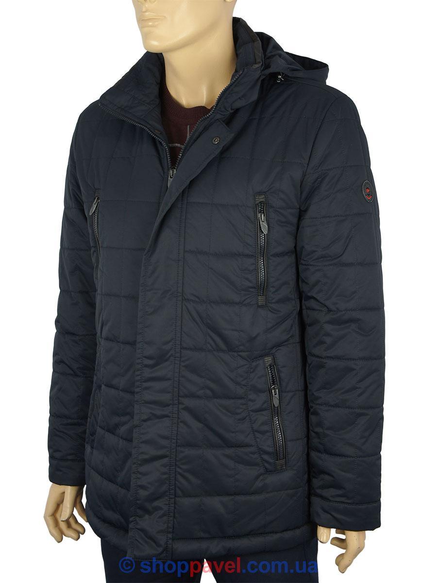 Зимняя утепленная мужская куртка с капюшоном Santoryo WK 7319