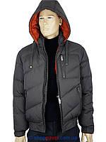 Зимний мужской пуховик с капюшоном Malidinu M-09285 5#