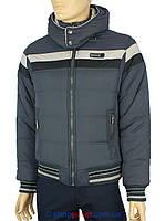 Серая мужская зимняя куртка Maraton 94