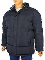 Мужская зимняя куртка Sooyt Fashion M284В 404# в большом размере