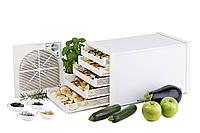 Marcato Biosec Domus B5 туннельная сушилка для фруктов дегидратор для овощей ягод грибов макарон мяса