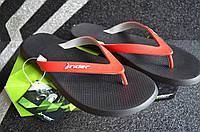 Вьетнамки мужские RIDER D1609 черно-красные