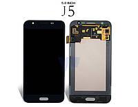 LCD модуль для Samsung GalaxyJ5 J500 J500F J500H (сенсор, дисплей, экран), фото 1
