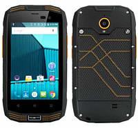 Противоударный телефон AGM A2   2 сим,4 дюйма,4 ядра,16 Гб,8 Мп, IP68/3G.