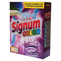 Стиральный порошок Signum Сolor, 3.5кг