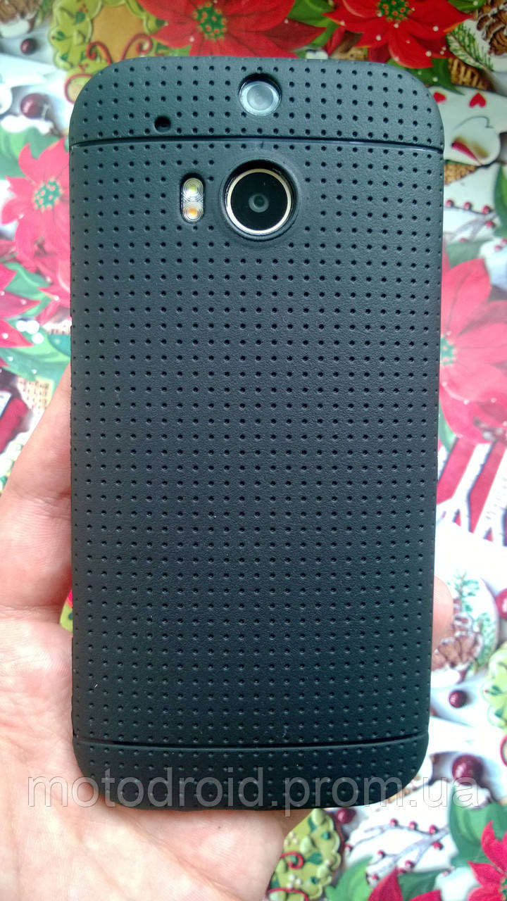 Чохол для HTC One M8 силікон