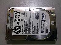 """HDD 2.5"""" Seagate 500GB SATA3 ST9500620NS, HP MM0500GBKAK 614829-002 - №2059"""
