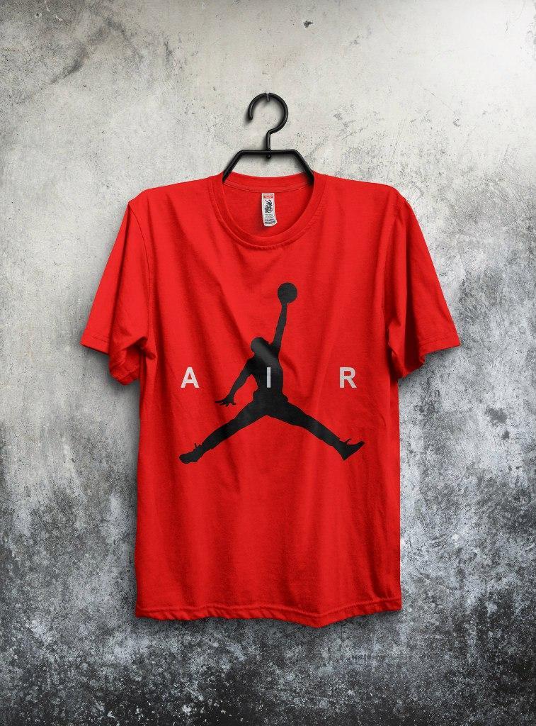 Футболка Jordan Air (Джордан Аир)