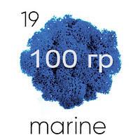 МОХ СТАБИЛИЗИРОВАННЫЙ (ЯГЕЛЬ), Marine 19, 100 ГРАММ