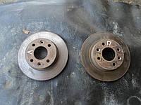 Тормозные диски передние рено симбол